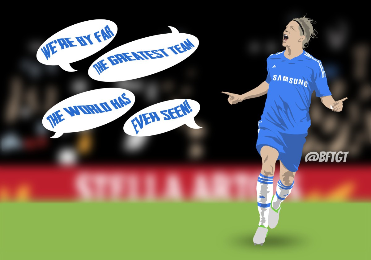 The complete footballing history of Fernando Torres