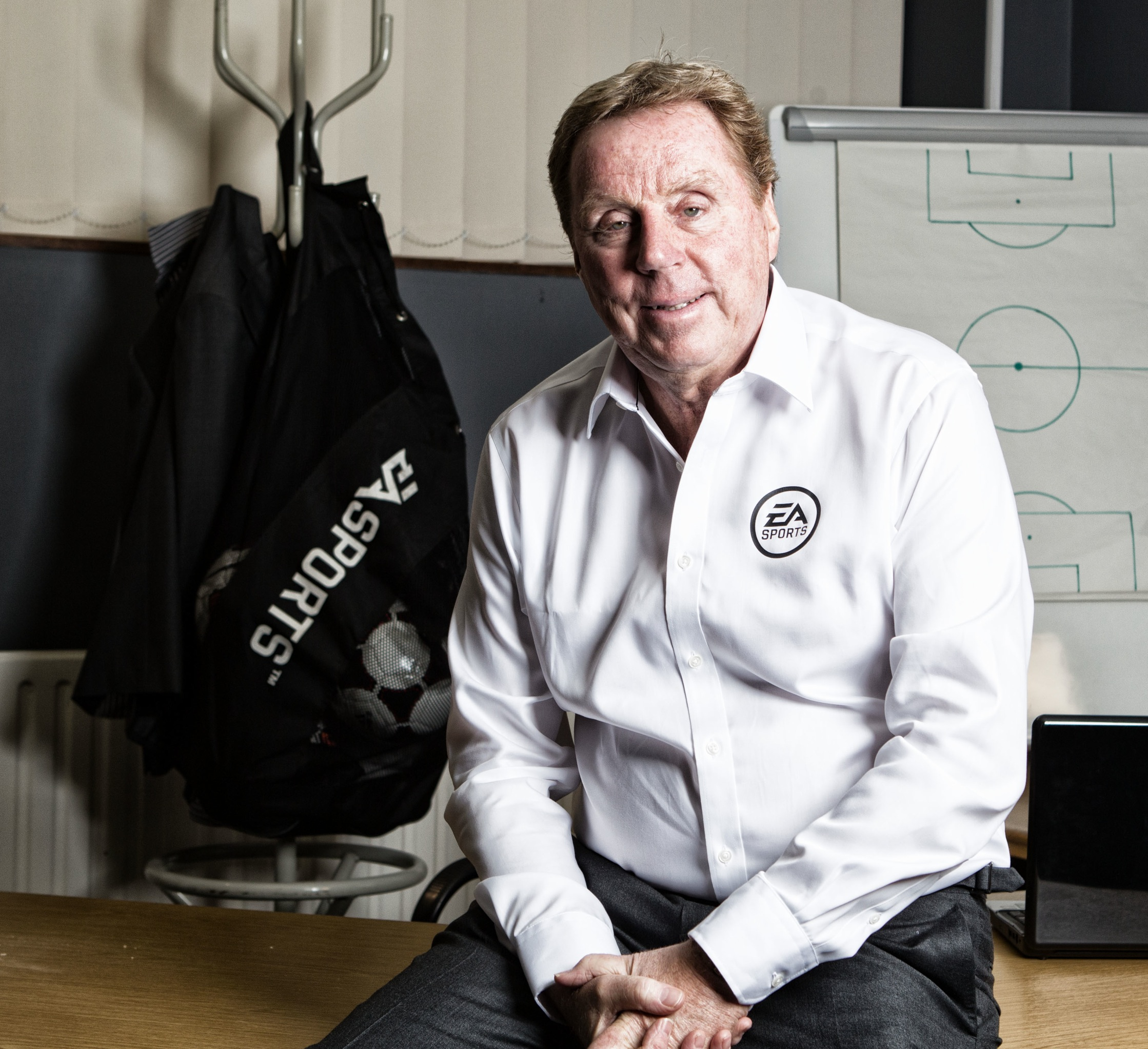 EA SPORTS_Harry Redknapp 8 cropped