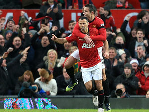 Giggs and RvP