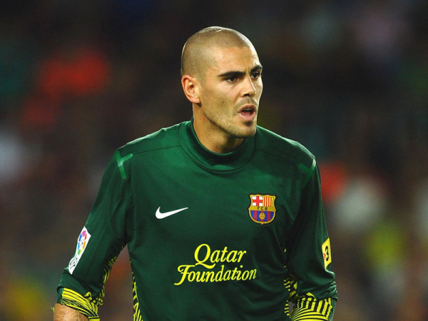 Valdes Leaving Man Utd
