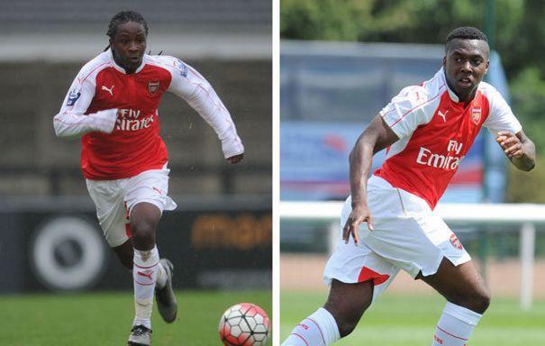Tafari Moore and Tolaji Bola sign new Arsenal deals