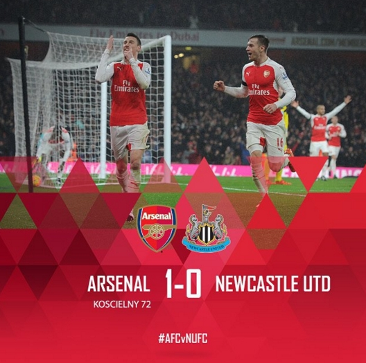 arsenal vs newcastle united player ratings quiet ozil