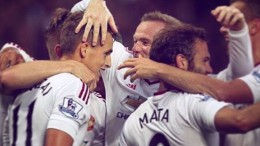 Manchester United Januzaj Mata