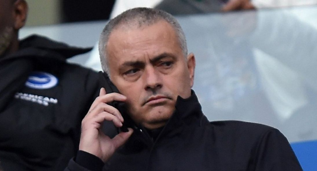 "Man Utd told Mourinho: ""You will become our manager under this ..."