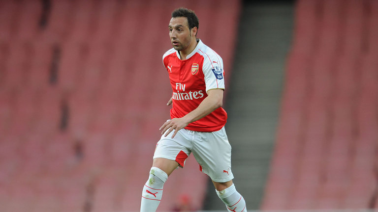 Cazorla played for an hour