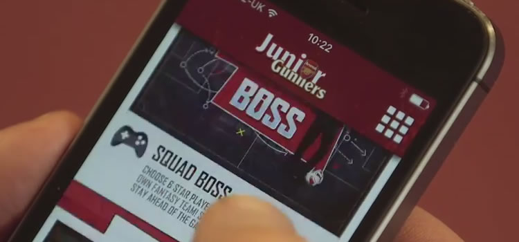 Junior Gunners App