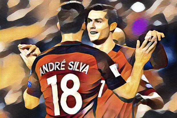Andre Silva Ronaldo