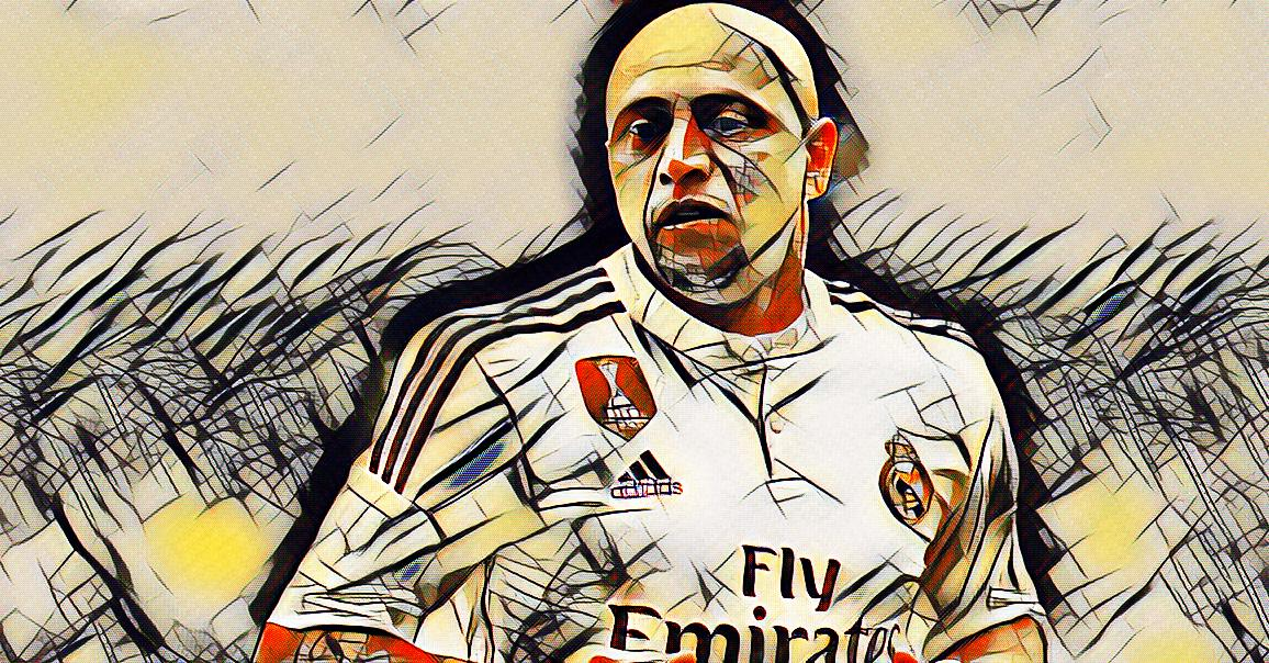 Roberto Carlos Real Madrid