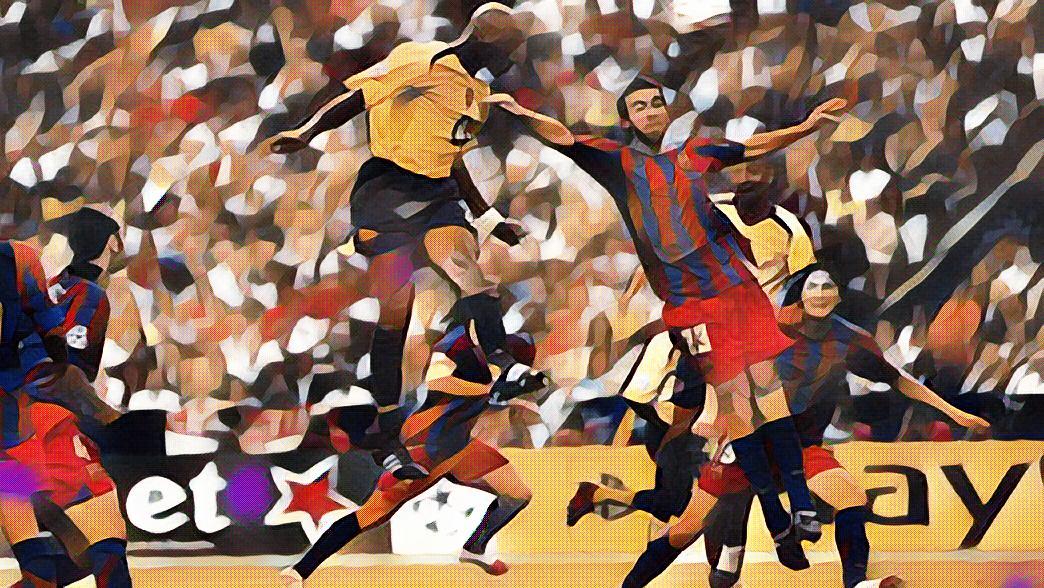 Arsenal Barcelona 2006