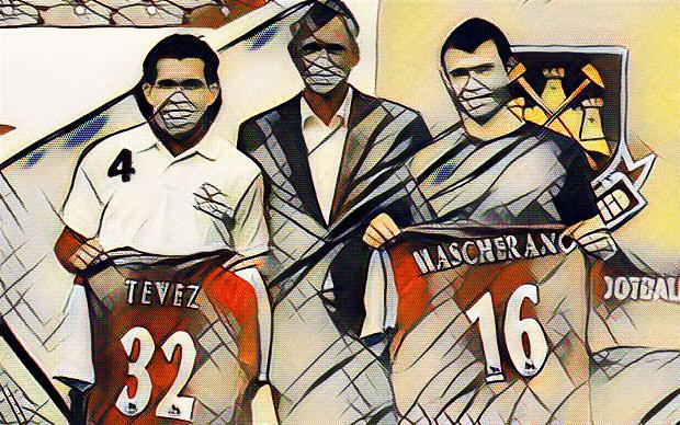 Carlos Tevez and Javier Mascherano join West Ham