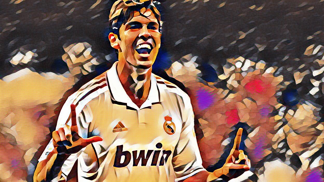 Kaka at Real Madrid