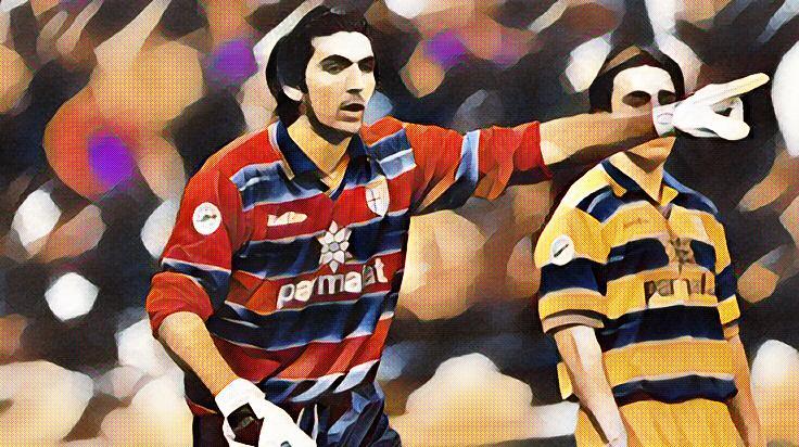 Buffon at Parma