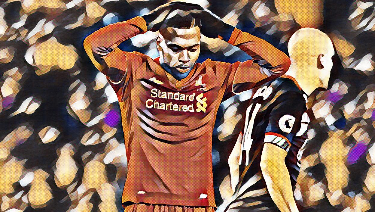 Daniel Sturridge Liverpool FC