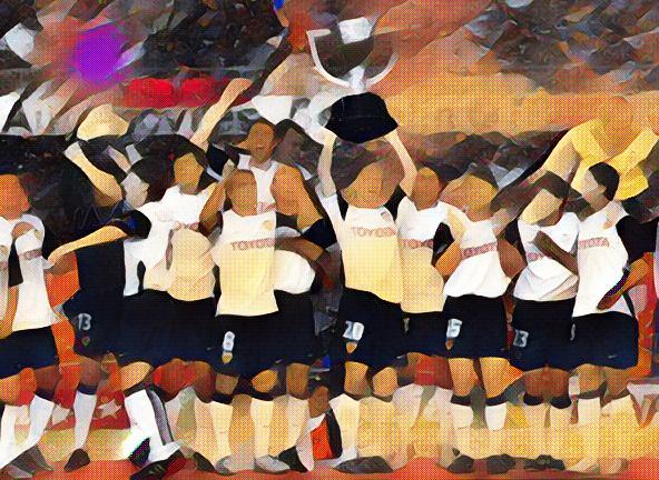 Valencia La Liga Winners