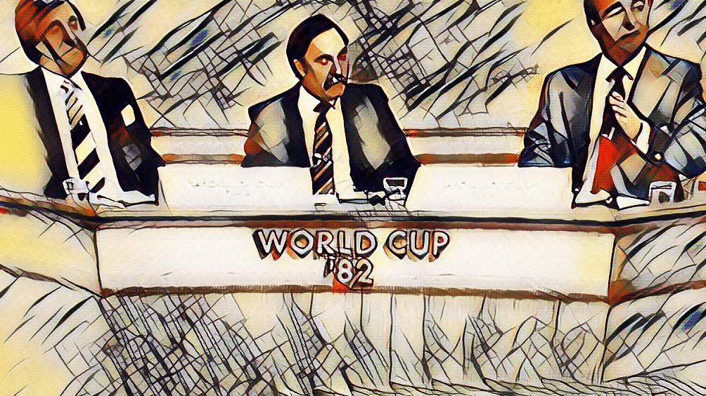 World Cup 1982 Pundits