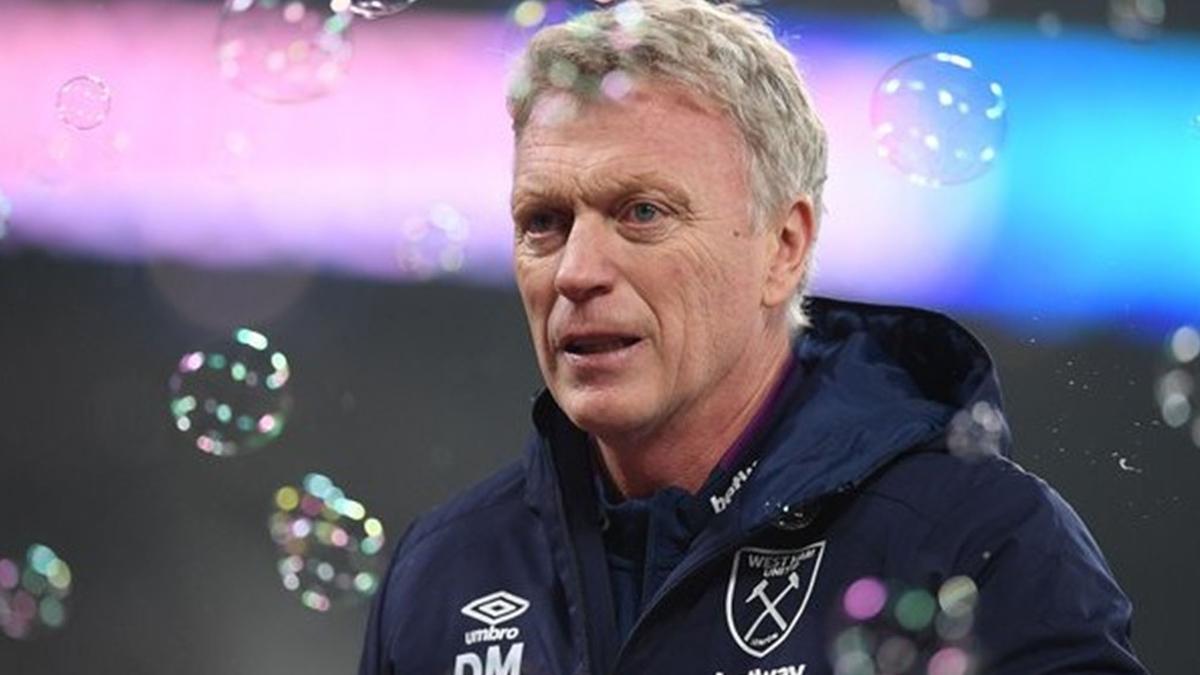 David Moyes Manager West Ham